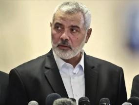 هنية يدعو إلى موقف حازم ضد عدوان الاحتلال على القدس والأقصى
