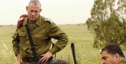 غانتس: مستعدون لكافة السيناريوهات مع قطاع غزة