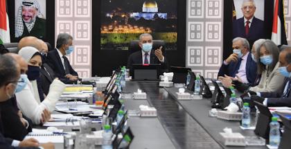 مجلس الوزراء يعقد جلسته القادمة في الخليل