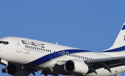 طائرة غامضة تقلع من تل أبيب للقاهرة