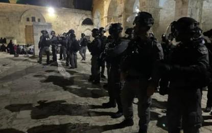 دول عربية واسلامية تدين اعتداءات الاحتلال في القدس