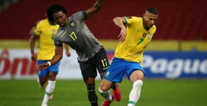 ركلات الترجيح تقود البرازيل لنهائي أولمبياد طوكيو