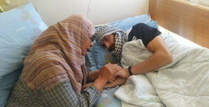 رواد مواقع التواصل الاجتماعي يطلقون حملة إلكترونية دعما للأسير الغضنفر أبو عطوان