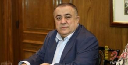 من رحم القضية يولد تيار إصلاحي مؤمن وراسخ بالقضية ميشال جبور
