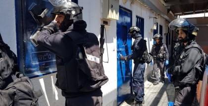 """الأسرى في """"عوفر"""" يُغلقون الأقسام ويلتزمون غرفهم"""