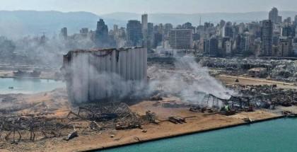 هيومن رايتس: هناك كبار مسؤولون عن انفجار مرفأ بيروت