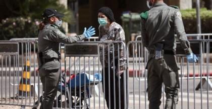 (3818) إصابة جديدة بكورونا وحكومة الاحتلال تبحث خيار الإغلاق