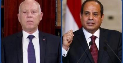 تونس.. شكري يحمل رسالة من السيسي لسعيد