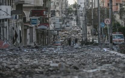 خاص.. أزمة سياسية تؤخر جهود إعادة إعمار قطاع غزة