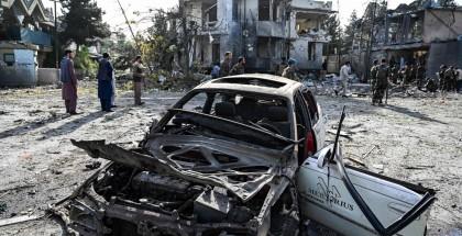 8 قتلى بهجوم استهدف القائم بأعمال وزير الدفاع الأفغاني.. وطالبان تتبنى