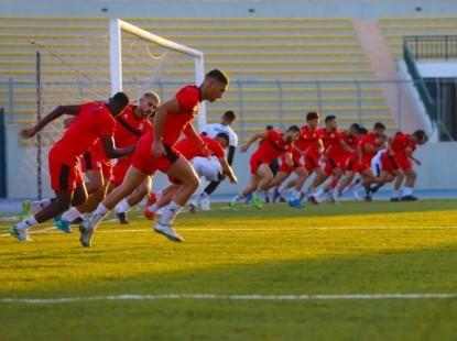 المنتخب الوطني يستعد لافتتاح معسكره التدريبي الداخلي