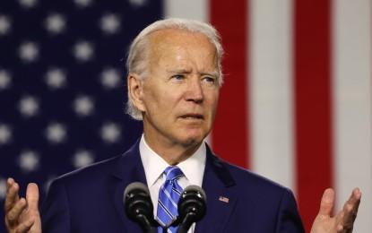"""الرئيس الأمريكي: """"الطريق طويل"""" أمام حل الدولتين للصراع الفلسطيني الإسرائيلي"""