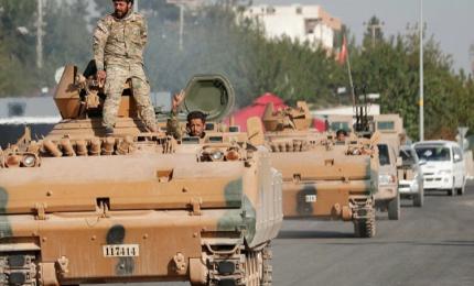 مقتل ستة من القوات الموالية لدمشق بانفجار داخل مستودع ذخيرة